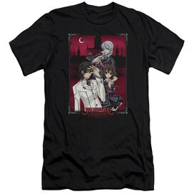 Vampire Knight Castle Pose Hbo Short Sleeve Adult T-Shirt