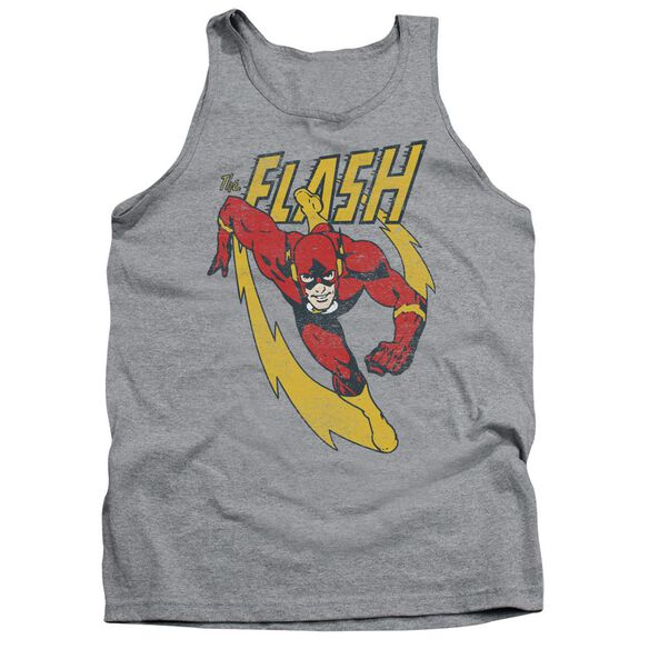 Jla Lightning Trail Adult Tank Athletic