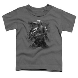 Scott Weiland Weiland On Stage Short Sleeve Toddler Tee Charcoal T-Shirt