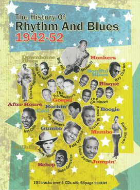 Various Artists - History of Rhythm and Blues 1942-1952