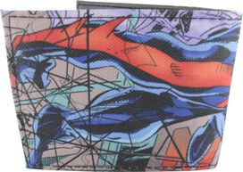 Spiderman 2099 Corner Logo Bifold Wallet