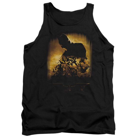 Batman Begins Bats Adult Tank