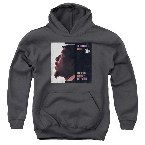 Thelonious Monk Monterey Youth Pull Over Hoodie