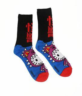 Socks-hk Kaiju Dino