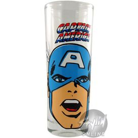 Marvel Logo Shot Glass Set