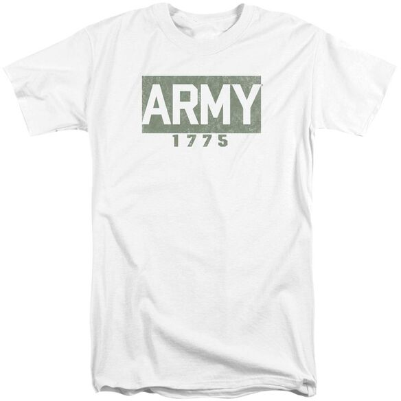 Army Block Short Sleeve Adult Tall T-Shirt
