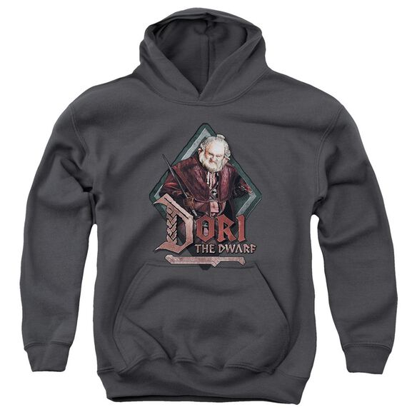 The Hobbit Dori Youth Pull Over Hoodie