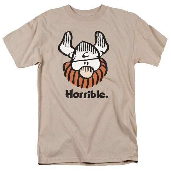 Hagar The Horrible Horrible Short Sleeve Adult T-Shirt