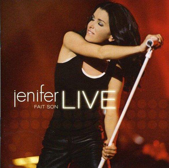Jenifer Fait Son Live