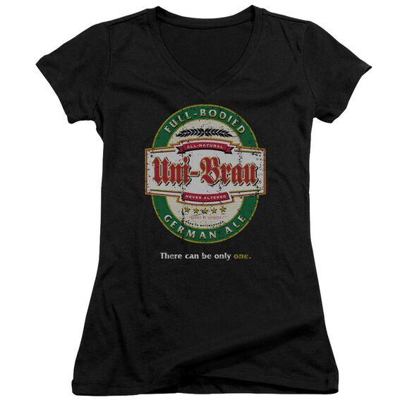 Uni Junior V Neck T-Shirt