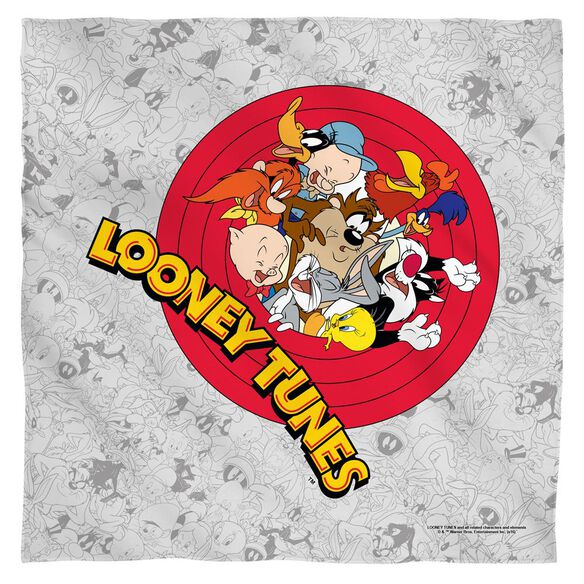 Looney Tunes Group Burst Bandana