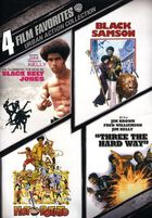 Image of 4 Film Favorites: Urban Action