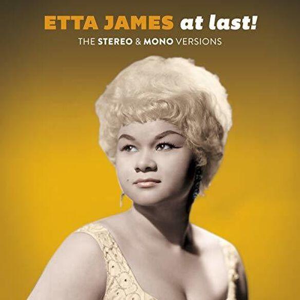Etta James - At Last: The Original Stereo & Mono Versions