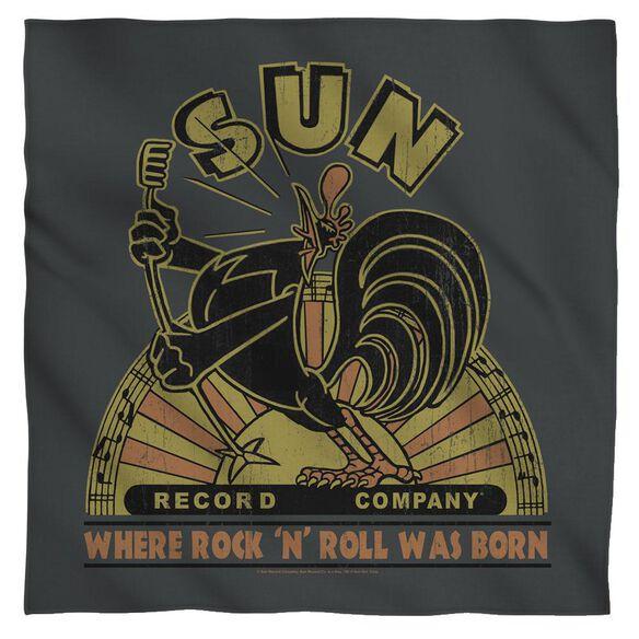 Sun Sun Rooster Bandana