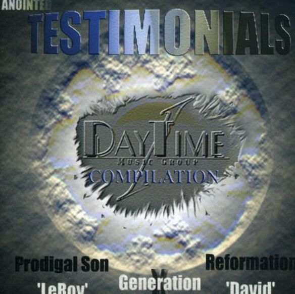 Anointed Testimonials Compilation