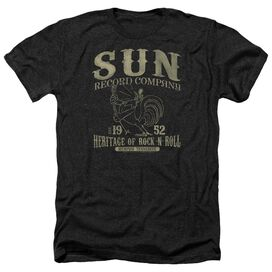 Sun Records Rockabilly Bird Adult Heather