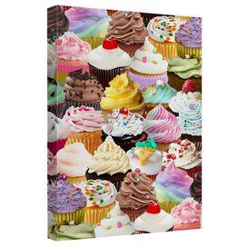Cupcakes Quickpro Artwrap Back Board