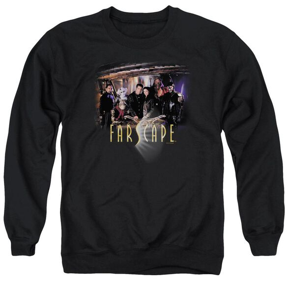 Farscape Cast Adult Crewneck Sweatshirt