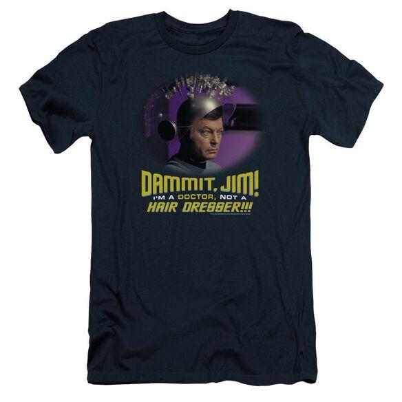 Star Trek Not A Hair Dresser Short Sleeve Adult T-Shirt