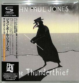 John Paul Jones - Thunderthief (SHM-CD) (Remastered) (Paper Sleeve)