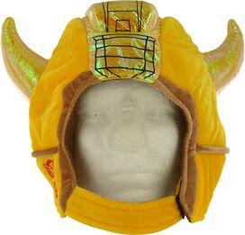 Transformers Bumblebee Plush Helmet Hat