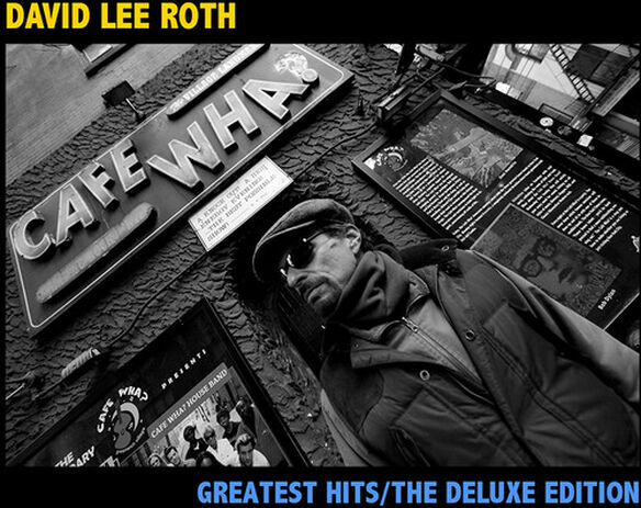 David Lee Roth - Greatest Hits