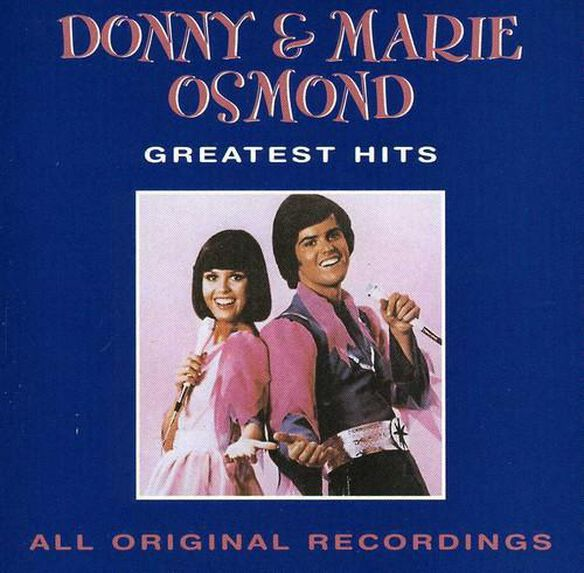 Best Of Donny & Marie Osmond (Mod)