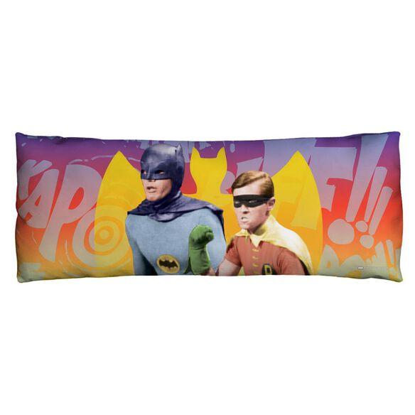 Batman Classic Tv Biff Bang Pow Microfiber Body