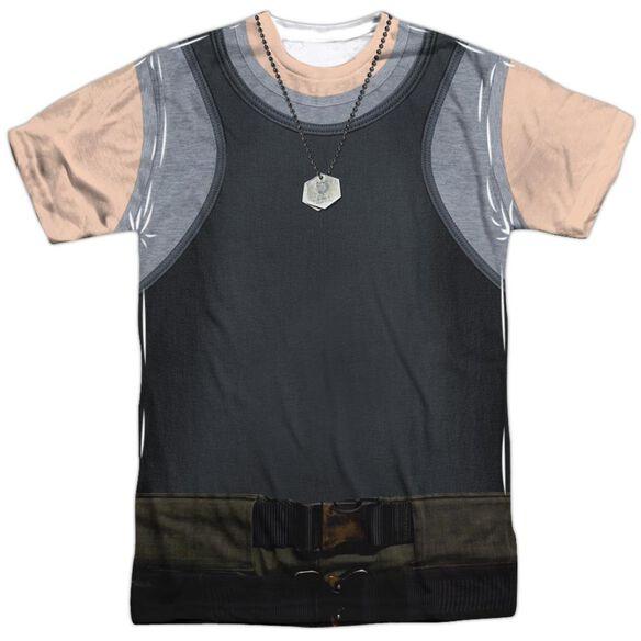 Bsg (New) Tank Top Short Sleeve Adult Poly Crew T-Shirt
