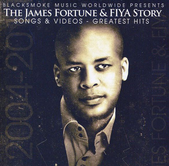 James Fortune - James Fortune and Fiya Story