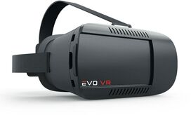 EVO Next Virtual Reality Headset - BK/RD