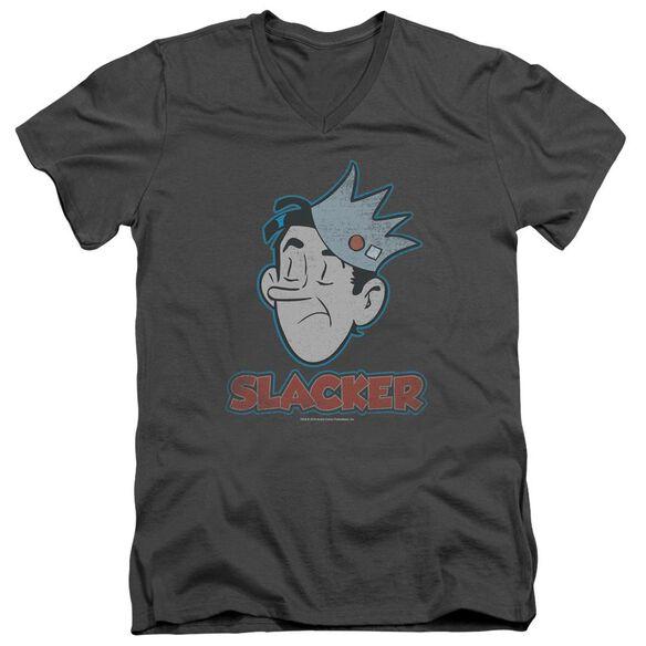 Archie Comics Slacker Short Sleeve Adult V Neck T-Shirt