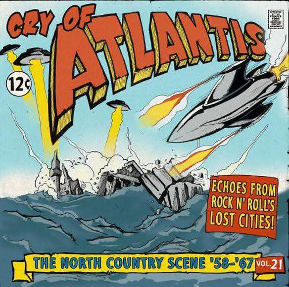 Cry Of Atlantis / Various
