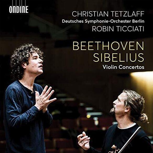 Beethoven/ Tetzlaff/ Ticciati - Violin Concertos