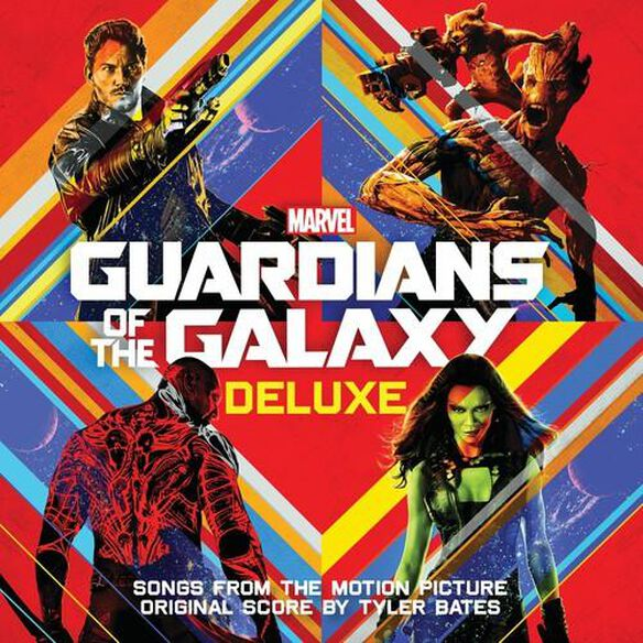Guardians Of The Galaxy / O.S.T. (Dlx)