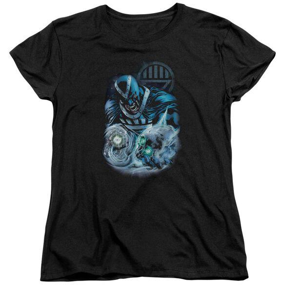 Green Lantern Blackhand Short Sleeve Womens Tee T-Shirt
