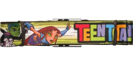 Teen Titans Name Group Seatbelt Belt