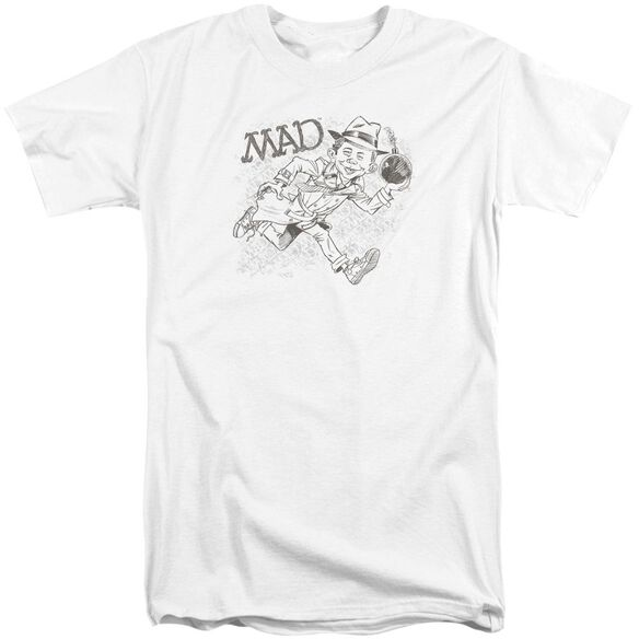 Mad Sketch Short Sleeve Adult Tall T-Shirt