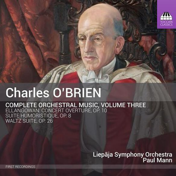 Complete Orchestral Music Vol 3