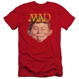 Mad Absolutely Mad Premuim Canvas Adult Slim Fit
