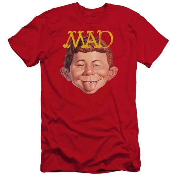 Mad Absolutely Mad Premuim Canvas Adult Slim Fit