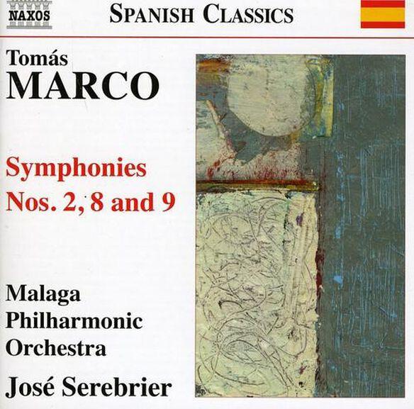Symphonies 2 & 8 & 9