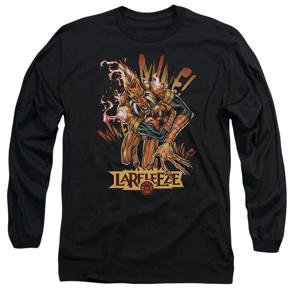 Green Lantern Larfleeze Long Sleeve Adult T-Shirt