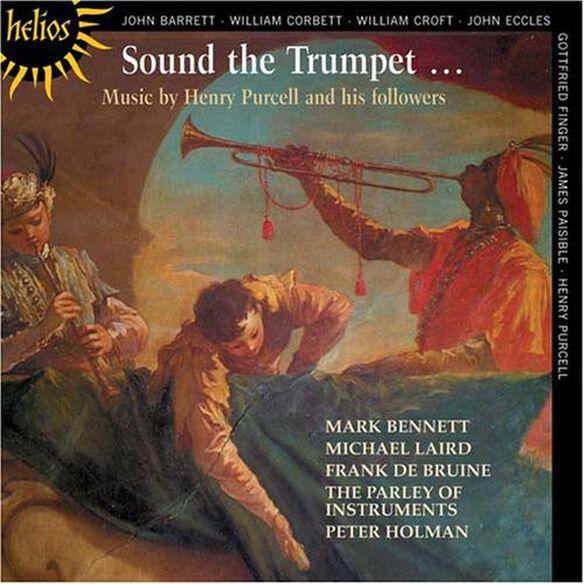 Peter Holman - Sound the Trumpet