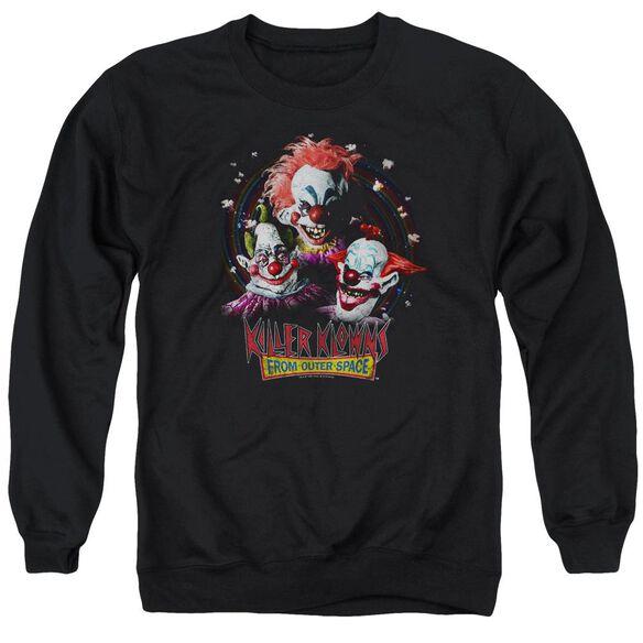Killer Klowns From Outer Space Killer Klowns Adult Crewneck Sweatshirt