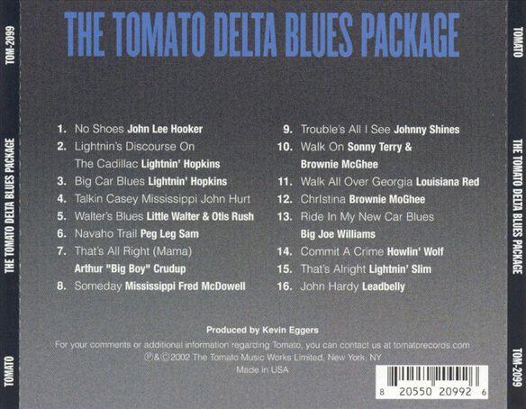 Tomato Delta Blues 0194