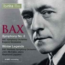 Eugene Goossens / John McCabe / Raymond Leppard - Bax: Symphony No. 2; Winter Legends