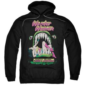 Dc Jaws Adult Pull Over Hoodie