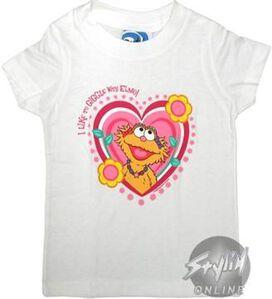 Sesame Street Zoe Infant T-Shirt