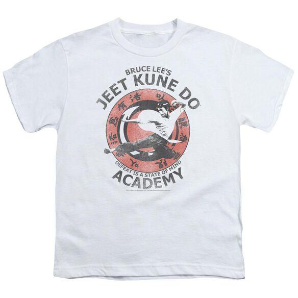 Bruce Lee Jeet Kune Short Sleeve Youth T-Shirt